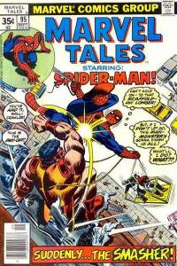 Marvel Tales (1964 series) #95, NM (Stock photo)
