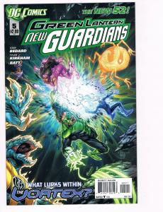 Green Lantern New Guardians # 5 DC Comic Books Hi-Res Scans The New 52 WOW!! S15