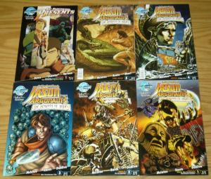 Ray Harryhausen's Jason and the Argonauts: Kingdom of Hades #1-5 VF/NM + preview