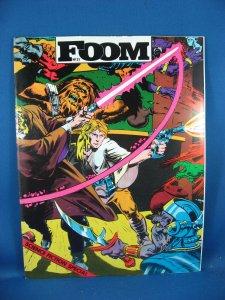FOOM 21 VF NM 1978 FANZINE STAR WARS ISSUE