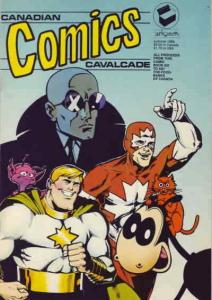 Canadian Comics Cavalcade #1 VF/NM; Artworx | save on shipping - details inside