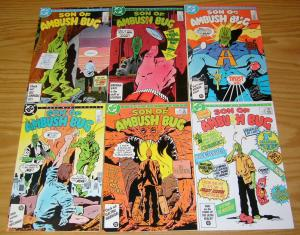Son of Ambush Bug #1-6 VF/NM complete series KEITH GIFFEN dc comics set 2 3 4 5