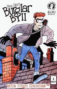 BURGLAR BILL (DANCING ELEPHANT) (2003 Series) #1 Near Mint Comics Book