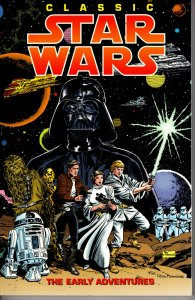 Dark Horse! Classic Star Wars: The Early Adventures! TPB! Free Shipping!