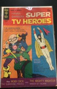Hanna-Barbera Super TV Heroes #7 (1969)