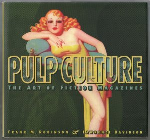Pulp Culture-The Art of Fiction Magazines 2001-historic review of pulp mag art-V