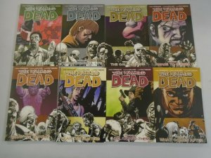 The Walking Dead TPB SC 8 different from #5-18 (2006-14)