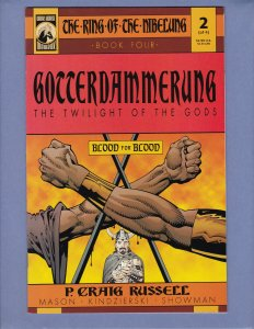 Ring of the Nibelung Gotterdammerung #2 FN/VF Dark Horse 2001