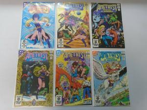 Amethyst Princess of Gemworld set #1-12 6.0 FN (1983)