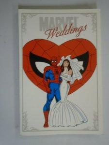 Marvel Weddings TPB SC 8.0 VF (2005)