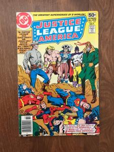 Justice League of America #159 (DC Comics; Oct, 1978) - 44-page giant - Fine+