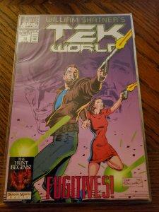 TekWorld #10 (1993)