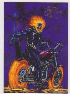 1994 Flair Marvel Universe #30 Original Ghost Rider