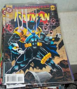 BATMAN #501 1993 DC  AZRAEL is NEW BATMAN  KNIGHTQUEST THE CRUSADE