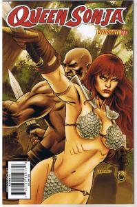 QUEEN RED SONJA #17, NM-, She-Devil, Sword, Fabiano Neves, 2009,more RS in store