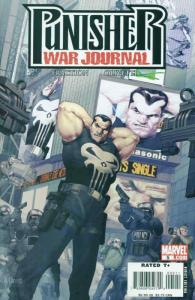 Punisher War Journal (2nd Series) #5 VF/NM; Marvel | save on shipping - details