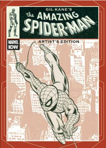 Gil Kane Amazing Spider-Man Artist's Edition Marvel IDW SEALED BOXED HARDCOVER.