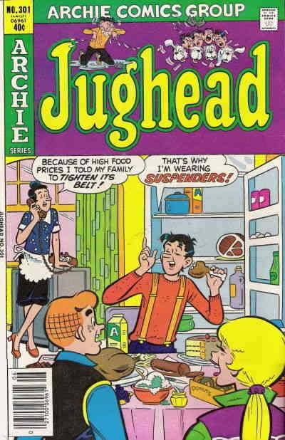 Jughead (Vol. 1) #301 FN; Archie | save on shipping - details inside