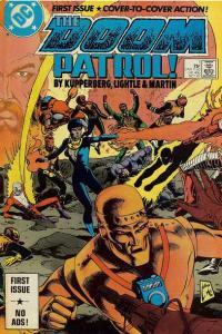 Doom Patrol (1987 series) #1, NM- (Stock photo)