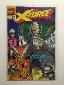 X-Force 1 Near Mint Nm Marvel