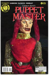 PUPPET MASTER #4, NM, Bloody Mess, 2015, Dolls, Killers, more HORROR  in store,D