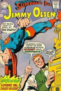 Superman's Pal Jimmy Olsen #109, Good+ (Stock photo)