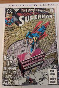 Adventures of Superman 483 VF/NM