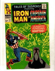 Tales Of Suspense # 82 NM Marvel Comic Book Iron Man Captain America FM3