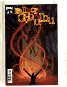 Lot of 9 Boom! Comics Fall of Cthulhu # 0 1 2 4 6 7 9 Cthulhu Tales 1 2 J363