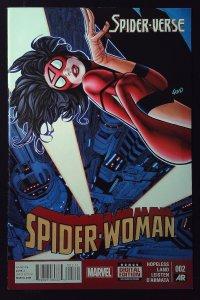 Spider-Woman #2 (2015)