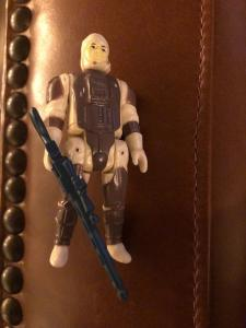 Dengar W/GUN Kenner Action Figure Star Wars 1980 Skywalker Kenobi Jedi TWT1