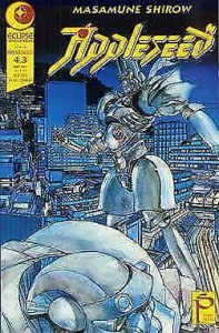 Appleseed Book 4 #3 VF/NM; Eclipse | save on shipping - details inside