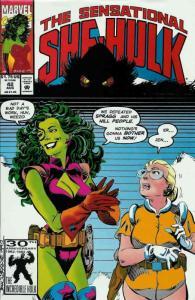 Sensational She-Hulk, The #42 VF; Marvel | save on shipping - details inside