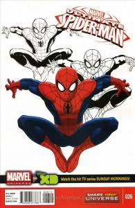 Marvel Universe Ultimate Spider-Man #26 VF/NM; Marvel   save on shipping - detai