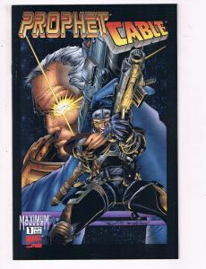 Prophet Cable #1 FN Maximum Press Comic Book X-Men 1997 DE35