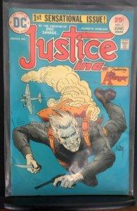 Justice, Inc. #1 (1975)