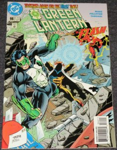Green Lantern #66 -1995