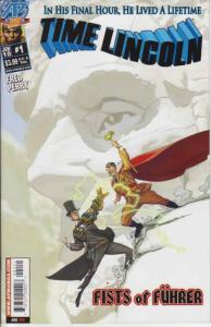 Time Lincoln: Fists Of Fuhrer #1 FN; Antarctic | save on shipping - details insi