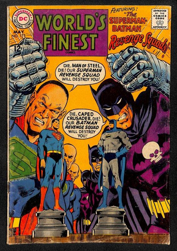 World's Finest Comics #175 (1968)
