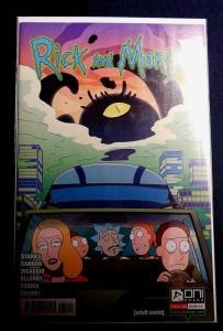 RICK and MORTY #31, 1st, VF/NM, Grandpa, Oni Press, from Cartoon 2015 2017