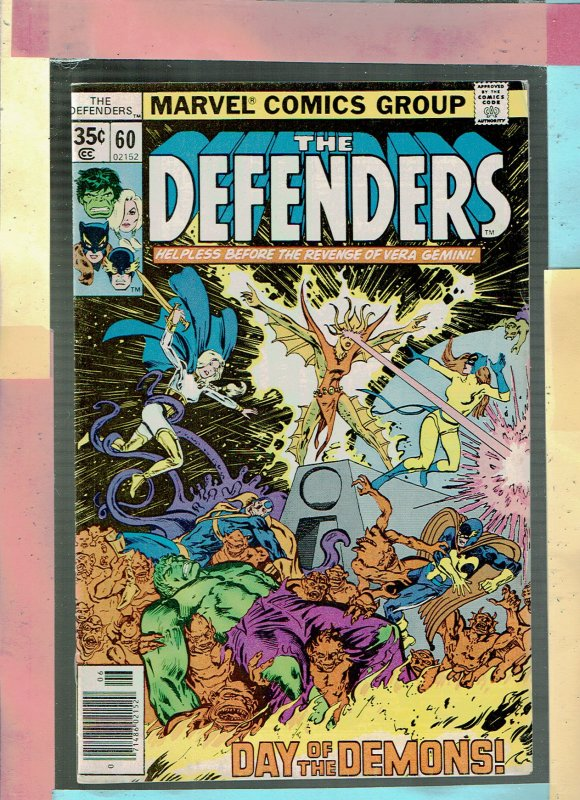 THE DEFENDERS 60