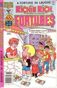 RICHIE RICH FORTUNES (1971-1982) 46 VF-NM June 1979 COMICS BOOK