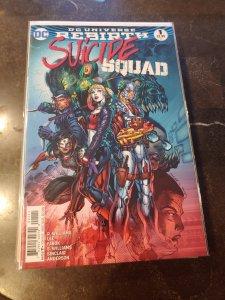 Suicide Squad #1 (2017)
