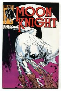 Moon Knight #37 1984- Penultimate issue Low print run NM-