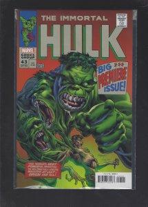 Immortal Hulk #43 Variant