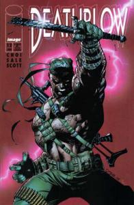 Deathblow (1993 series) #12, VF+ (Stock photo)