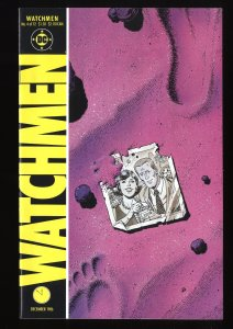 Watchmen #4 VF/NM 9.0