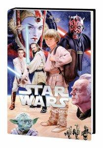 Star Wars Episode I Phantom Menace HC (Marvel, 2016) - New/Sealed!