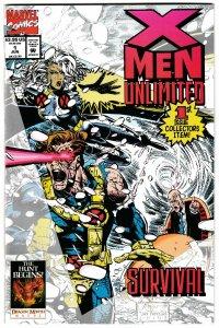 X-Men Unlimited #1 (Marvel, 1993) NM