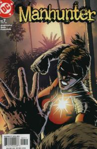 Manhunter (4th Series) #7 FN; DC | save on shipping - details inside